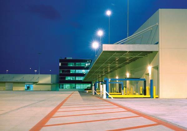 Miami International Airport Cargo Facility Haines Gipson