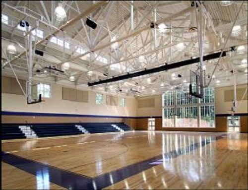 KING'S RIDGE CHRISTIAN SCHOOL – ATHLETIC CENTER