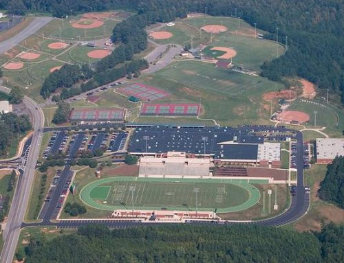 BUFORD HIGH SCHOOL ATHLETIC COMPLEX