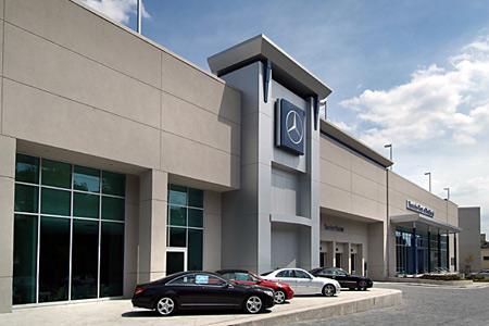 Mercedes Benz Of Buckhead >> Mercedes Benz Of Buckhead Haines Gipson Associates