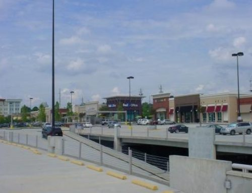 LINDBERGH PLAZA PARKING DECK