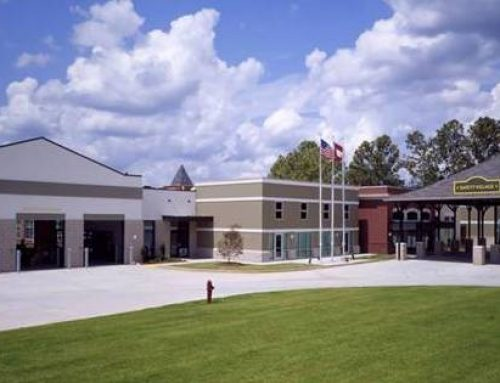 COBB COUNTY PUBLIC SAFETY EDUCATIONAL BUILDING