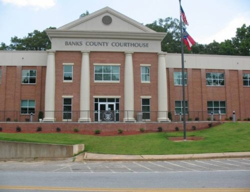 BANKS COUNTY COURTHOUSE AND ANNEX BUILDING