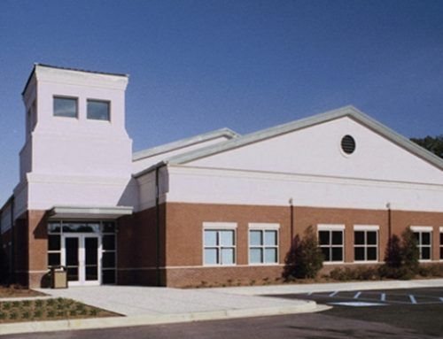 CITY OF ROSWELL PUBLIC SAFETY TRAINING BUILDING