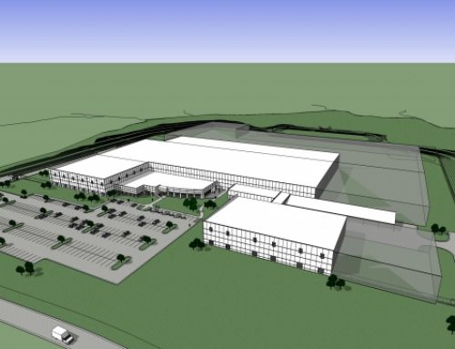 ZF INDUSTRIES WIND ENERGY MANUFACTURING FACILITY