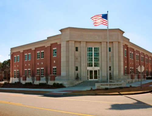SNELLVILLE POLICE HEADQUARTERS