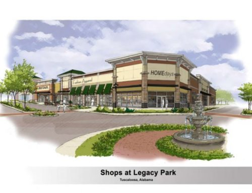 THE SHOPPES AT LEGACY PARK