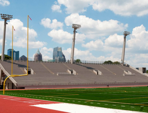 GRADY STADIUM RENOVATION