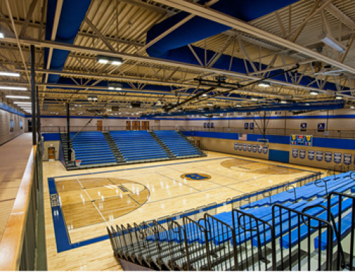 BREMEN HIGH SCHOOL GYMNASIUM