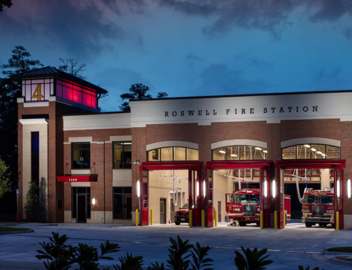 ROSWELL FIRE STATION #4