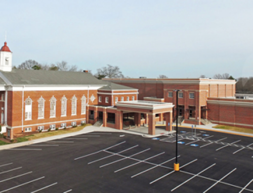 BUFORD FIRST UNITED METHODIST LEARNING CENTER