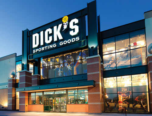 DICK'S SPORTING GOODS ROLLOUT PROGRAM